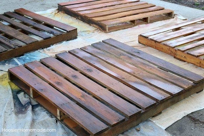 Wooden Pallet Fumigation for pest control